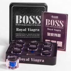 Средство для повышения потенции Boss Royal Viagra 3шт 1509