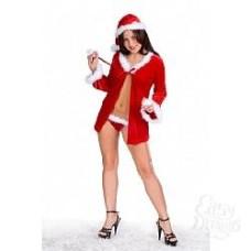 Новогодний сексуальный костюм  863017